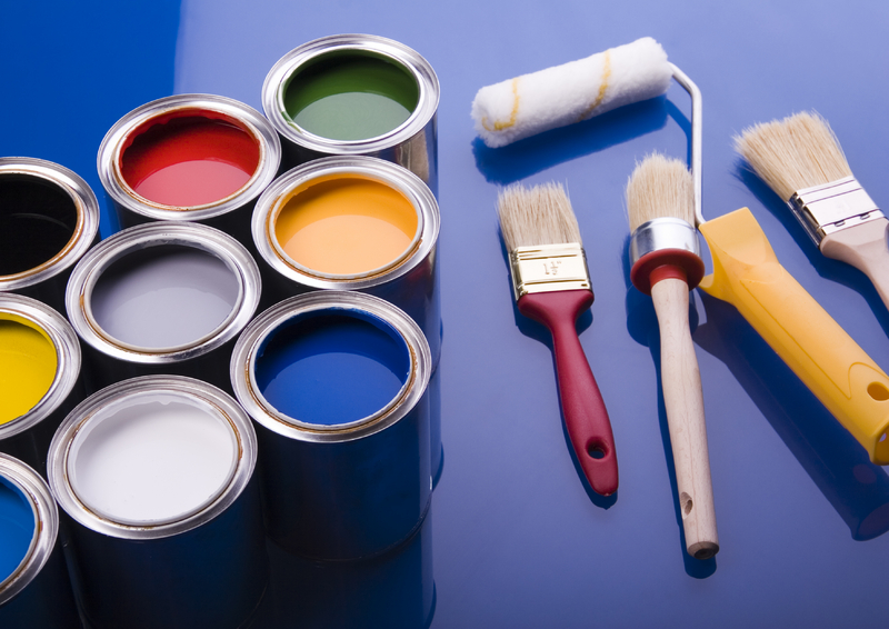Painting In Northridge Ca Consider George Parks Roofing